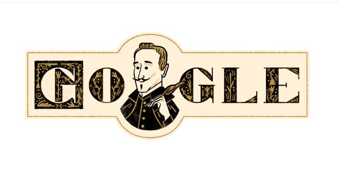 Doodle «Lope de Vega»