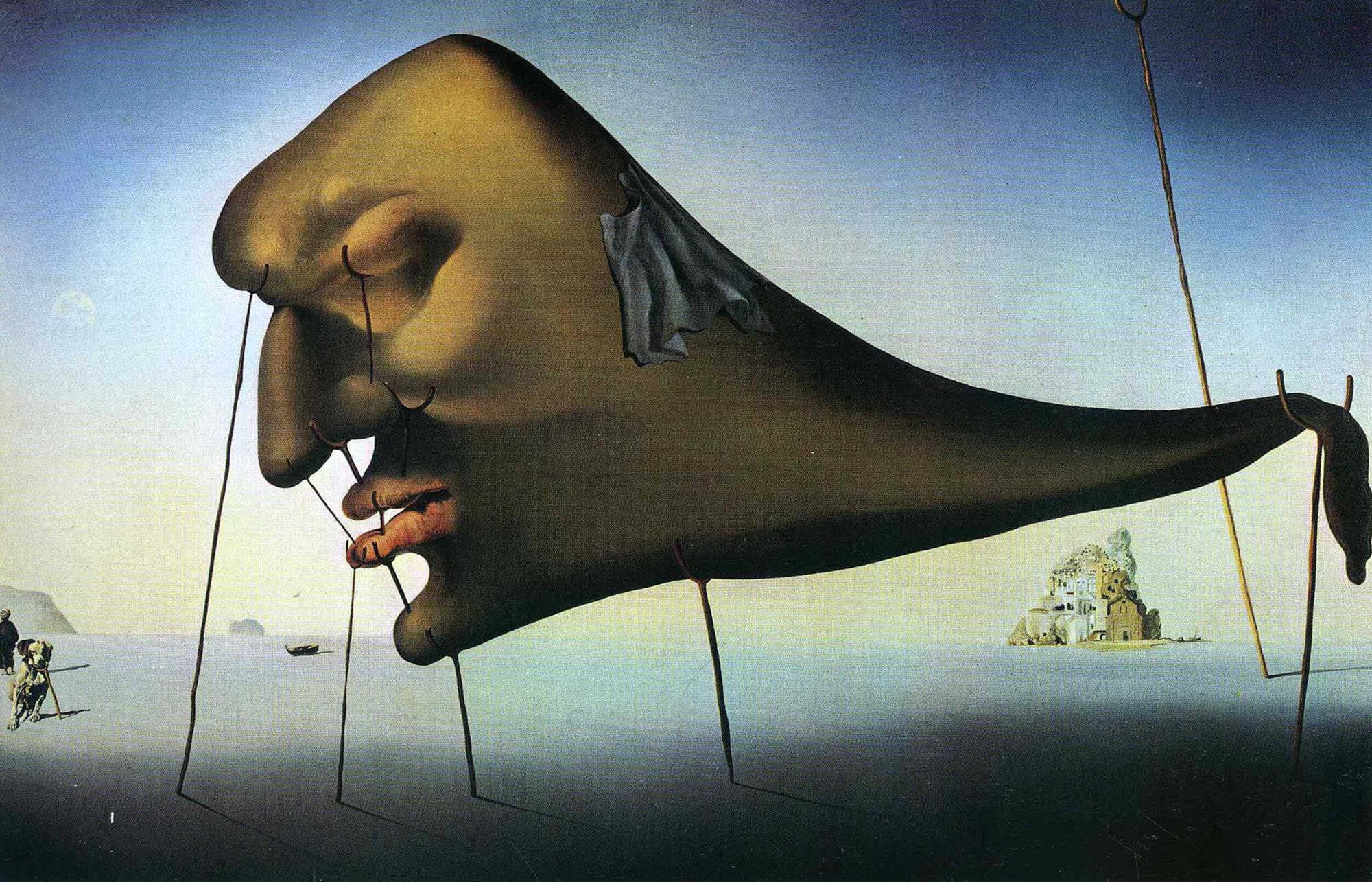 Salvador Dalí: représentation de la guerre (prolongement du cours de Littérature espagnole de Tle du 20/09/18)
