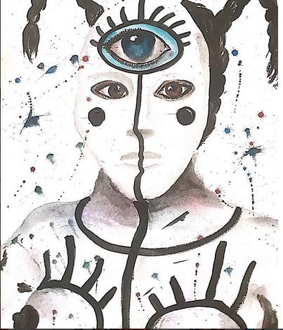 Sibu de Armas, «La artista uruguaya que pasó del Instagram a exponer en el Louvre»